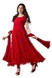 Globalia Creation Women's Cotton Salwar Suit Set (Gol-02Qq2Aa_Dark_Free Size)