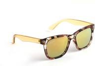 Amaze AM04709 Wayfarer Sunglasses(Orange)