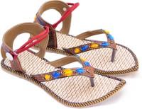 Myra Women Multicolor Flats
